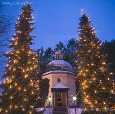 Stille-Nacht-Kapelle in Oberndorf